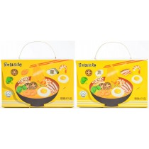 薑黃雞絲麵綜合禮盒(4入x4盒)