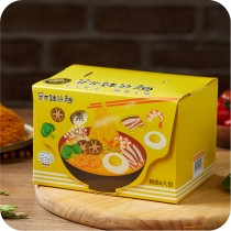 薑黃雞絲麵禮盒(香菇口味)